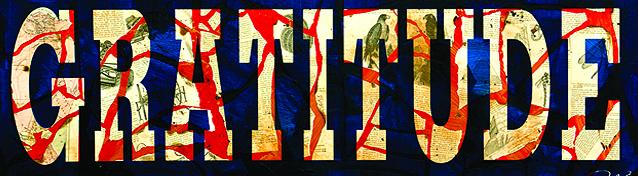 Gratitude: Art(Net)work CN: Peter Tunney 01