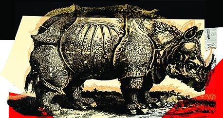 Rhino: Art(Net)work CN: Peter Tunney 01
