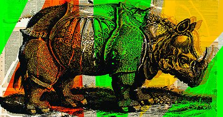 Rhino: Art(Net)work CN: Peter Tunney 02