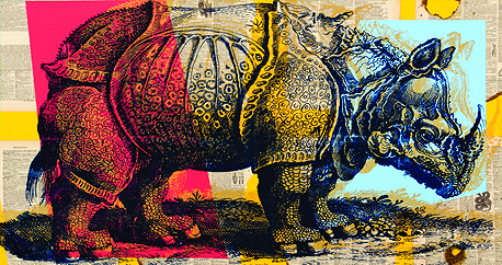 Rhino: Art(Net)work CN: Peter Tunney 04