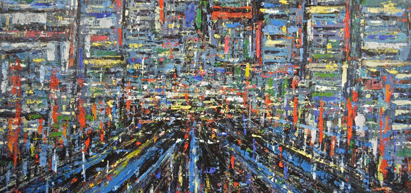 Urban Rhythms - 01 - David Tycho