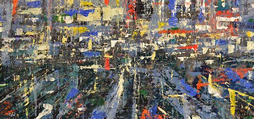 Urban Rhythms - 10 - David Tycho