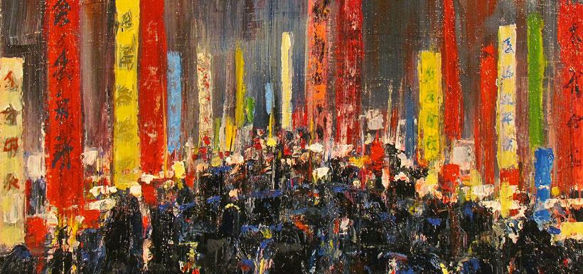 Urban Rhythms - 11 - David Tycho